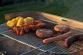 Meat Barbecue - 1 — Stock Photo