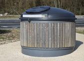 France Recycle Bin - 03 — Stock Photo