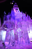 Ice Sculpture Bruges 2013 - 05 — Stock Photo