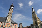 Sint Truiden Town hall - 06 — Stock Photo