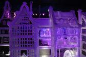 Ice Sculpture Bruges 2013 - 14 — Stockfoto