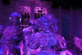 Ice Sculpture Bruges 2013 - 11 — Stockfoto