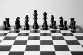 Chess - 05 — Stock Photo