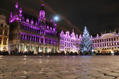 Brussels Winter Wonders - 07 — Stock Photo