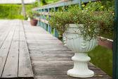 Jardiniere — Fotografia Stock