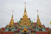 Pagoda tempel. — Stockfoto