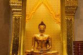 Gyllene buddha-templet. — Stockfoto