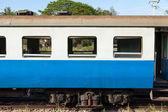 Train cabin. — Stock Photo