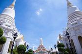 белый храм таиланд. — Стоковое фото