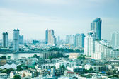 Bangkok city. — Stock Photo