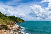 Coast of Koh Samet. — Stock Photo