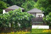 Villa resort on Koh Samet. — Stock Photo