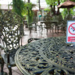 Sign no smoking area. — Stock Photo #30757013