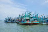 łodzi rybackiej — Zdjęcie stockowe