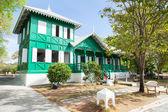 Thai houses classic style. — Stock Photo