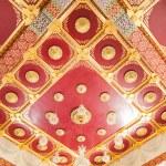Artistic ceiling designs Thailand — Stok fotoğraf #38580563