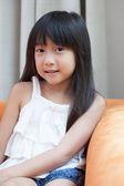 Asia Girl — Stock Photo