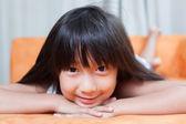 Portrait asia girl. — Stock Photo