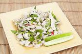 Pork salad — Stock Photo