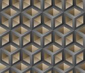 Lattice seamless background illustration — Stock Vector