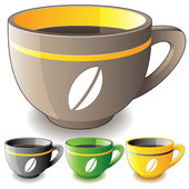 Coffee cup — Wektor stockowy
