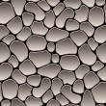 Abstract seamless pattern illustration — Stock Vector