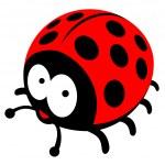 Ladybug — Stock Vector #18878095