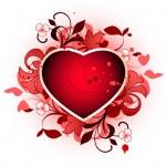 Valentines heart — Stock Vector #6674570