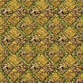 Geometrical repetition pattern about grains — Stock Photo