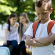 Bullying after school — Stock Photo #12354858