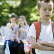Bullying after school — Stock Photo #12354905
