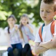 Bullying after school — Stock Photo #12354923