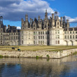 Chateau de Chambord, Loire Valley, France — Stock Photo #18243969