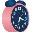 Alarm clock — Stock Vector #15615063