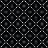 Seamless pattern of symbolic stars — Cтоковый вектор