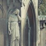Cemetery Pere Lachaise — Stock Photo #12438190