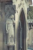 Cemetery Pere Lachaise — Stock Photo