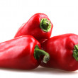 Red chilli peppers — Stock Photo #13764119