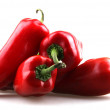 Red chilli peppers — Stock Photo