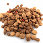 Dry dog food — Stock Photo #13764183