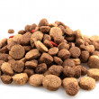 Dry dog food — Stock Photo