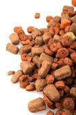 Dry dog food — Stock Photo