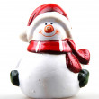 Ceramic Santa Claus — Stock Photo