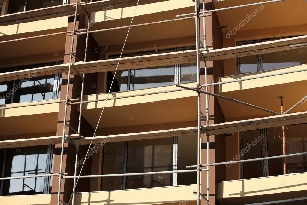 Construction site — Stock Photo #16909261