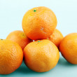 Fresh mandarin — Stock Photo #17468199