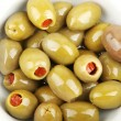 Stuffed green olives -  