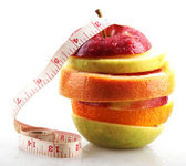 Dieting concept — Stock Photo