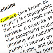 Cellulite — Stock Photo #23673807