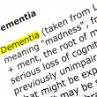 Stock Photo: Dementia
