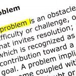 Problem — Stock Photo #23685635
